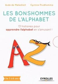 Les bonshommes de lalphabet - 13 histoires pour apprendre lalphabet en samusant!.pdf