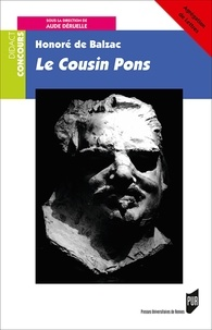 Aude Déruelle - Honoré de Balzac, Le cousin Pons.
