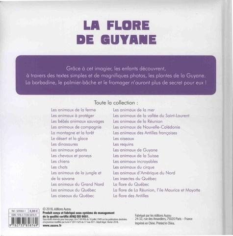 La flore de Guyane