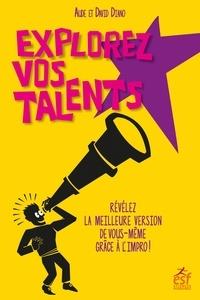 Aude Diano et David Diano - Explorez vos talents - Révélez la meilleure version de vous-même grâce à l'impro !.