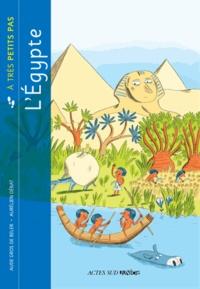 Aude Gros de Beler - L'Egypte.