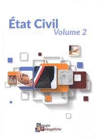 Aude Habrial - Etat civil - Volume 2.