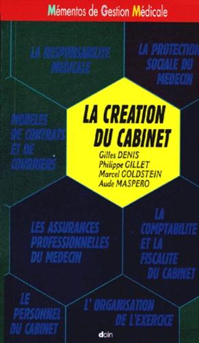 Aude Maspero et Philippe Gillet - La creation du cabinet.