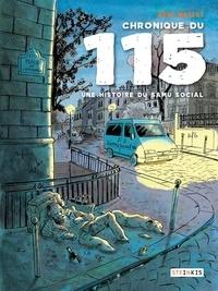 Aude Massot - Chronique du 115 - Une histoire du SAMU social.