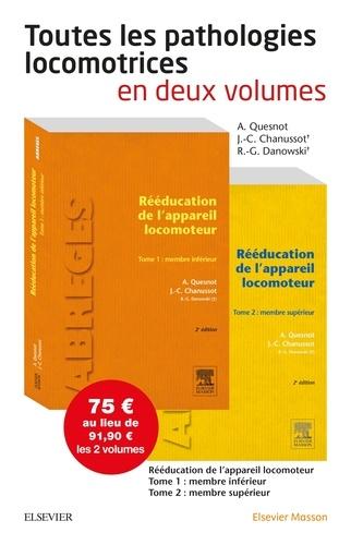 Toutes les pathologies locomotrices en 2 volumes