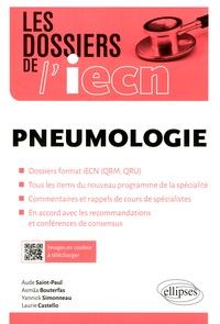 Aude Saint-Paul et Asmâa Bouterfas - Pneumologie.
