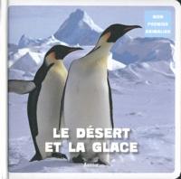 Aude Sarrazin - Le désert et la glace.