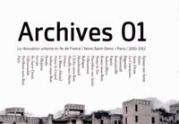 Aude Tincelin - Archives 01 - La rénovation urbaine en Ile-de-France, Seine-Saint-Denis / Paris 2010-2012.