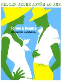 Aude Véret - Forme & Beauté - Conservez son capital vitalité.