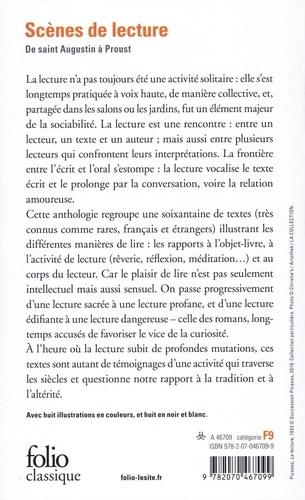 Scènes de lecture. De saint Augustin à Proust