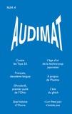 Audimat - Revue n°4 - Revue de critique musicale.