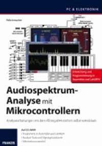 Audiospektrum-Analyse mit Mikrocontrollern.