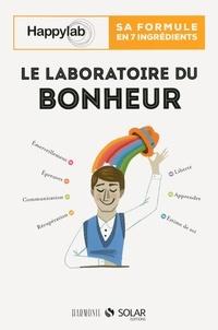 Audrey Akoun et Malek A. Boukerchi - HARMONIE  : Laboratoire du bonheur.