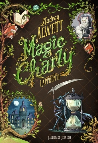 Magic Charly Tome 1 L'apprenti