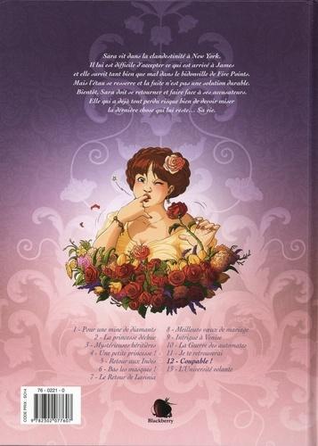 Princesse Sara Tome 12 Coupable !. Avec une planche de stickers offerte