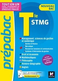 Audrey Bebert-Mion et Frédéric Ginoux - PREPABAC - Toute la terminale STMG - Bac 2022 - Contrôle continu et épreuves finales - Révision.