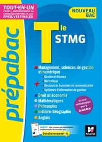 Audrey Bebert-Mion et Frédéric Ginoux - PREPABAC - Toute la terminale STMG - Nouveau bac - Contrôle continu et épreuves finales - Révision.