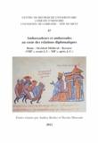 Audrey Becker et Nicolas Drocourt - Ambassadeurs et ambassades au coeur des relations diplomatiques - Rome - Occident médiéval - Byzance (VIIIe siècle avant JC - XIIe siècle après JC).
