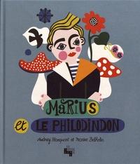 Audrey Blanquart et Marine Belkebir - Marius et le philodindon.