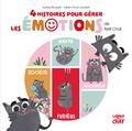 Audrey Bouquet et Fabien Lambert - 4 histoires pour gérer les émotions de Petit Chat.