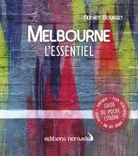 Audrey Bourget - Melbourne l'essentiel. 1 Plan détachable