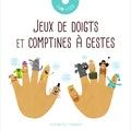 Audrey Brien - Jeux de doigts et comptines à gestes. 1 CD audio