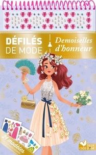 Audrey Bussi - Demoiselles d'honneur - 21 modèles, + de 240 autocollants.