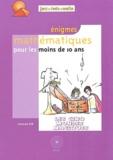 Audrey Candeloro et Michel Criton - Enigmes mathématiques pour les moins de 10 ans - Les cinq mondes magiques.