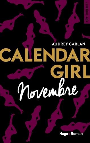 NEW ROMANCE  Calendar Girl - Novembre -Extrait offert-
