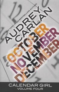 Audrey Carlan - Calendar Girl - Volume 4.