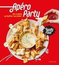 Apéro Party- Des recettes qui bluffent vos invités ! - Audrey Cosson pdf epub