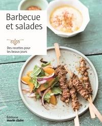 Audrey Doret et Flavie Gusman - Barbecue & salades - 90 recettes pour les beaux jours.