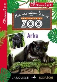 Audrey Forest et Amélie Clavier - Arka - CP Niveau 2.