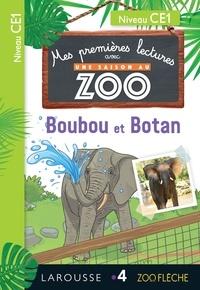 Audrey Forest et Cyril Hue - Boubou et Botan - Niveau CE1.