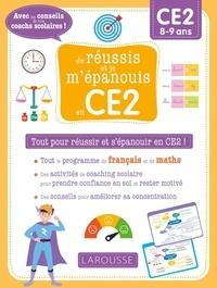 Audrey Forest et Caroline Jambon - Français Mathématiques CE2 - Tout pour réussir et s'épanouir en CE2 !.