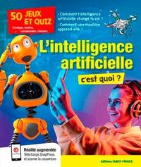 Audrey Guiller - L'intelligence artificielle, c'est quoi ?.