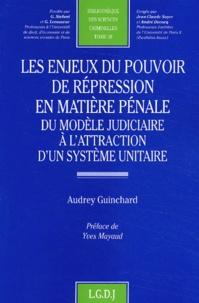 Audrey Guinchard - .