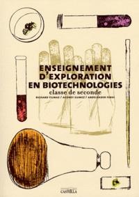 Enseignement d'exploration en biotechnologies 2e - Audrey Gumez |