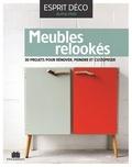 Audrey Halin - Meubles relookés - 30 projets pour rénover, peindre et customer.
