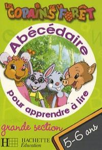Audrey Izern et Stéphanie Benoit - Abécédaire pour apprendre à lire grande section - 5-6 ans.