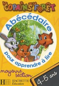 Audrey Izern et Stéphanie Benoit - Abécédaire pour apprendre à lire moyenne section - 4-5 ans.