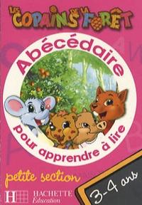 Audrey Izern et Stéphanie Benoit - Abécédaire pour apprendre à lire petite section - 3-4 ans.