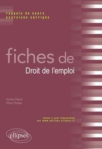 Fiches de droit de lemploi - Rappels de cours et exercices corrigés.pdf