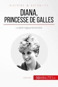 Audrey Schul et  50MINUTES - Diana, princesse de Galles - Le destin tragique d'une icône.