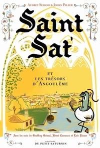 Audrey Sedano et Johan Pelzer - SAINT SAT 2 : Saint Sat' et les trésors d'Angoulême.