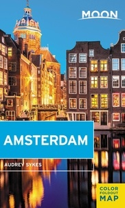 Audrey Sykes - Moon Amsterdam.