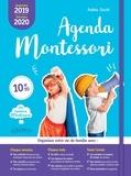 Audrey Zucchi - Agenda Montessori - Septembre 2019 - Décembre 2020.