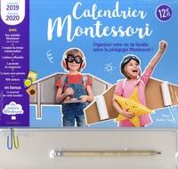Audrey Zucchi - Calendrier Montessori - Septembre 2019 - Décembre 2020.