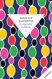 Audur Ava Olafsdottir - Le rouge vif de la rhubarbe.