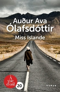 Audur Ava Olafsdottir - Miss Islande.